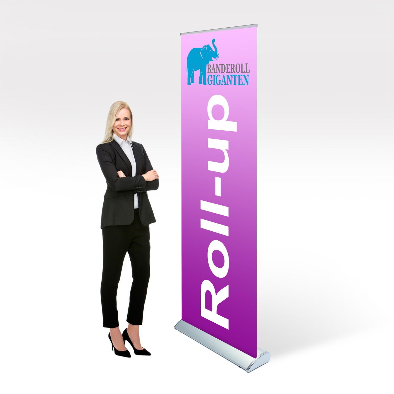 Roll-up Premium 85 cm
